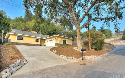 Glendora Single Family Home For Sale: 2351 Oak Park Road