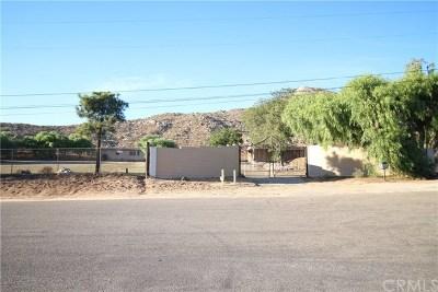 Riverside Single Family Home For Sale: 3791 Scenic Drive
