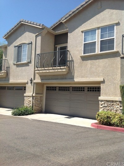 Rancho Cucamonga Condo/Townhouse For Sale: 7353 Ellena W #1