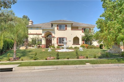 Rancho Cucamonga CA Single Family Home For Sale: $949,900