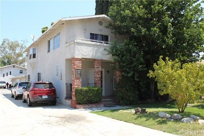 Pomona Single Family Home For Sale: 1357 W Phillips Boulevard