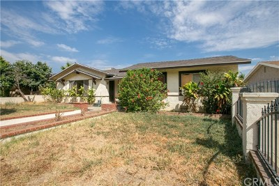 Rancho Cucamonga Single Family Home For Sale: 9349 Pepper Street