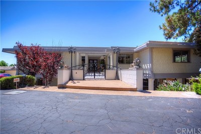 Upland Single Family Home For Sale: 2552 Mountain Drive