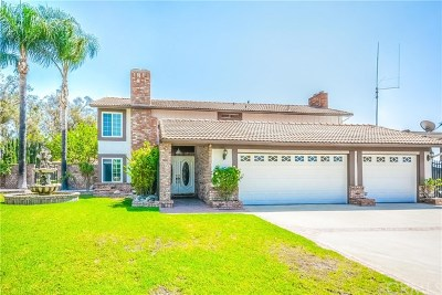 Rancho Cucamonga Single Family Home For Sale: 5727 Trotters Lane