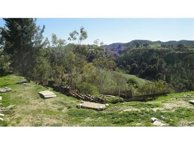 San Dimas Residential Lots & Land For Sale: 1562 Calle Cristina