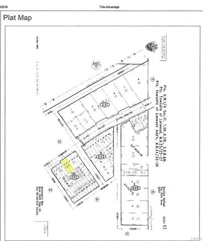 Barstow CA Residential Lots & Land For Sale: $29,000