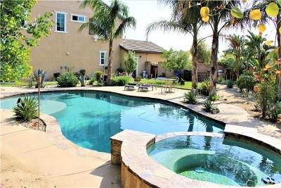 Rancho Cucamonga CA Single Family Home Active Under Contract: $829,888