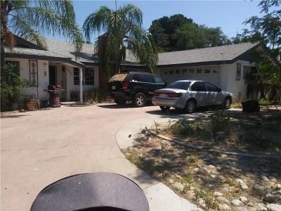 Hemet Single Family Home For Sale: 40868 Whittier Avenue