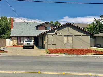 Anaheim Multi Family Home For Sale: 2202 S Lewis Street