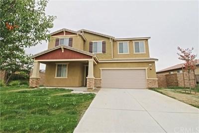 Menifee Single Family Home For Sale: 29256 Bouris Drive