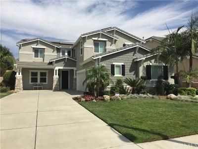 Rancho Cucamonga CA Single Family Home For Sale: $715,000
