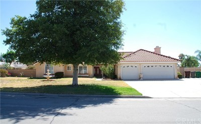 Moreno Valley Single Family Home For Sale: 11356 Edmonson Avenue
