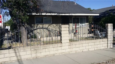 Upland Multi Family Home For Sale: 164 N 8th Avenue