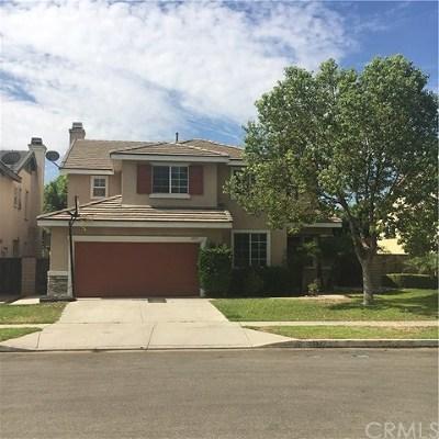 Rancho Cucamonga CA Single Family Home For Sale: $632,000