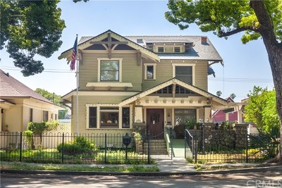 Pomona Single Family Home For Sale: 234 E Pasadena Street