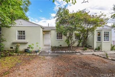 Pomona Single Family Home Active Under Contract: 634 E Kingsley Avenue