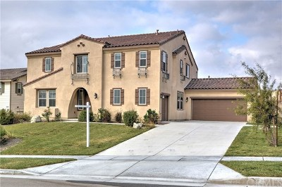 Rancho Cucamonga Single Family Home For Sale: 4976 Golden Ridge Place