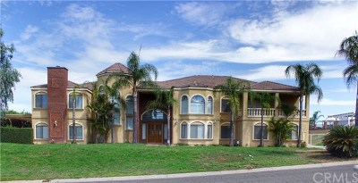 Riverside Single Family Home For Sale: 1275 Coronet Drive