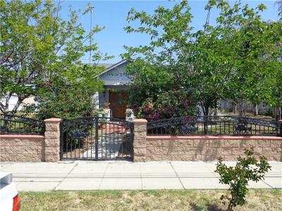 Rialto Multi Family Home For Sale: 212 E Wilson Street