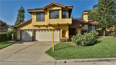 Pomona Single Family Home For Sale: 1932 Paseo La Paz