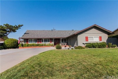 Claremont Single Family Home For Sale: 2325 W Silver Tree Road