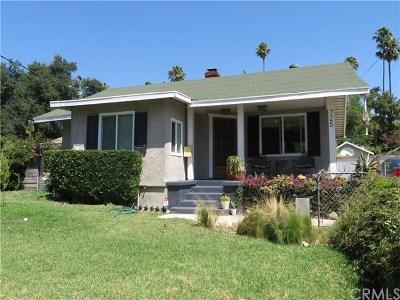 Pasadena Single Family Home For Sale: 725 E Rio Grande Street