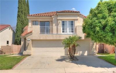 Rancho Cucamonga CA Single Family Home For Sale: $549,000