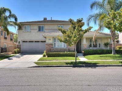 Rancho Cucamonga CA Single Family Home For Sale: $709,900