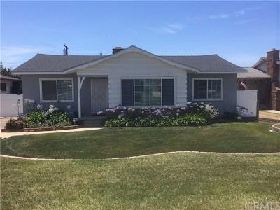 Ontario Single Family Home For Sale: 1019 W Bonnie Brae Court