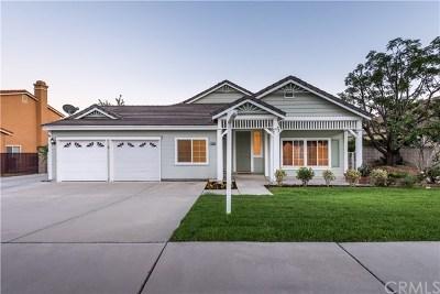 Rancho Cucamonga CA Single Family Home For Sale: $635,000