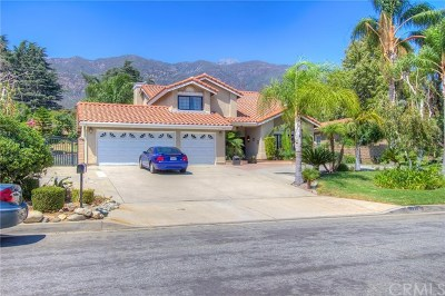 Rancho Cucamonga Single Family Home For Sale: 8690 La Senda Court