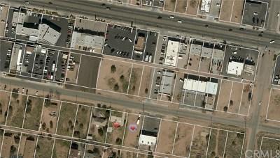 Hesperia Residential Lots & Land For Sale: 16023 Walnut Street
