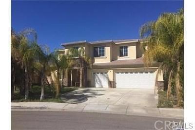Menifee Single Family Home For Sale: 30423 White Fir Drive