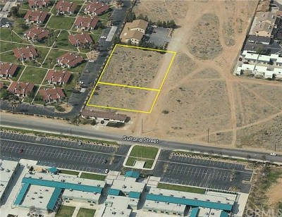 Hesperia Residential Lots & Land For Sale: 8891 H Ave