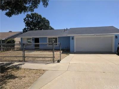 Fontana Single Family Home For Sale: 16205 Ramona Avenue