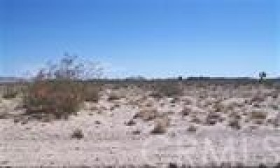 Lucerne Valley Residential Lots & Land For Sale: 50 Barstow Rd/Highway 247