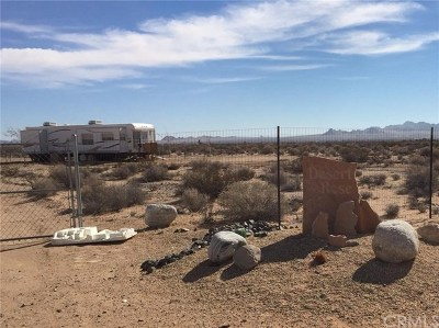 Lucerne Valley Residential Lots & Land For Sale: 16 Lincoln Road