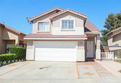 Fontana Single Family Home For Sale: 15876 Flamingo Drive