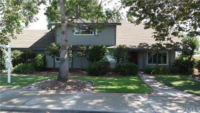 Claremont Single Family Home For Sale: 1034 Cascade Place