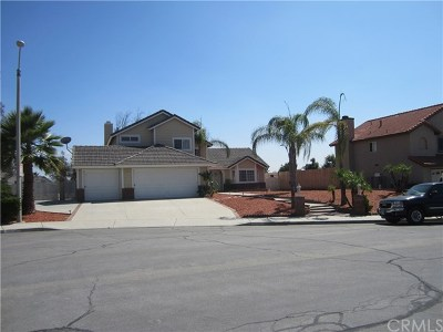 Moreno Valley Single Family Home For Sale: 25719 Aspenwood Court