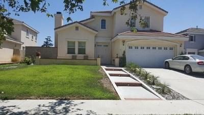 Fontana Single Family Home For Sale: 9263 Sycamore Lane
