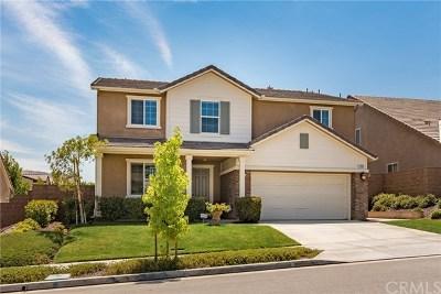 Corona Single Family Home For Sale: 11805 Silver Birch Road