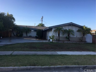 Anaheim Single Family Home For Sale: 2549 W Lullaby Lane