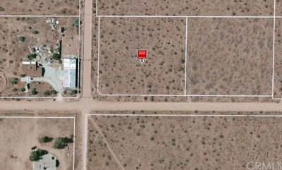 Apple Valley Residential Lots & Land For Sale: Lagartijo Drive