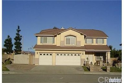Fontana Single Family Home For Sale: 5711 World Wood Court
