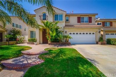 Moreno Valley Single Family Home For Sale: 26490 Santa Rosa Drive
