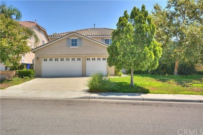 Fontana Single Family Home For Sale: 6065 Brookside Way