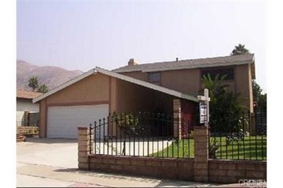 San Bernardino Single Family Home For Sale: 5651 N Acacia Avenue