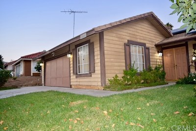 Moreno Valley Single Family Home For Sale: 12408 Yuma Court