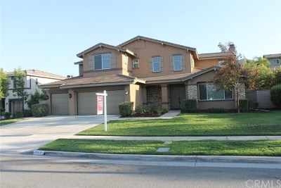 Corona Single Family Home For Sale: 1686 Via Valmonte Circle